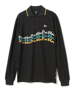 PATTA / Italy Long Sleeve Polo