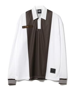 【タイムセール対象 WEB限定】UMBRO × BEAMS T / 別注 Foot Ball Long Sleeve