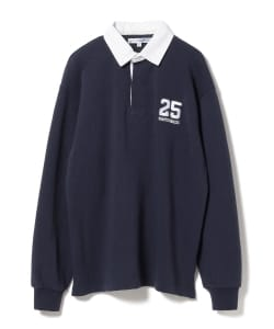 QUARTER SNACKS / 25 Rugby Shirt