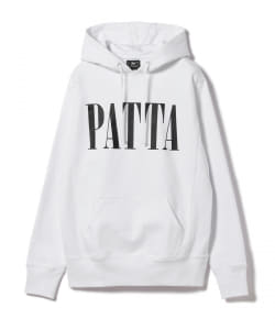 PATTA / Throw Back Hoodie
