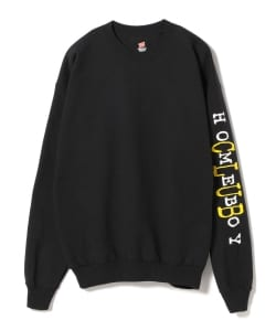 DEAR SKATING / Club Home Boy Crew Sweat Shirt