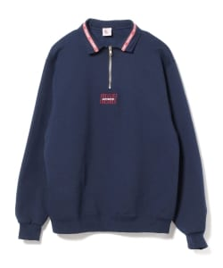 HELLRAZOR / Half Zip Sweat