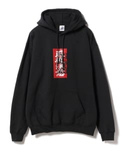 BlackEyePatch / Label Sweat Hoodie