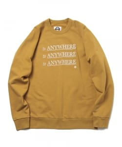 ROUNDEL LONDON / to ANYWHERE スウェット