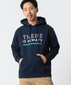 BEAMS T / THERE IS ALWAYS スウェット