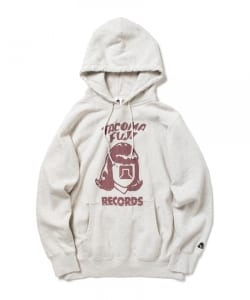 TACOMA FUJI RECORDS / ロゴマーク HOODIE