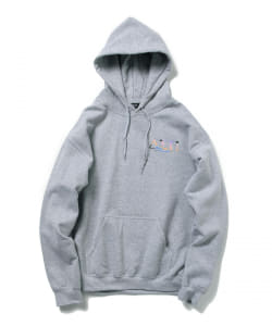 Diaspora Skateboards×BEAMS T / 別注 SWEAT HOODIE