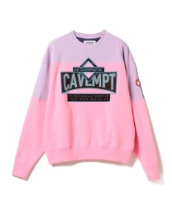 C.E / AUTOHYPNOTIC Crew Neck Sweat