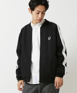 FRED PERRY × BEAMS / 別注 側章 トラックジャケット