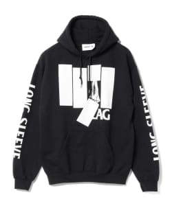 【タイムセール対象 WEB限定】NuGgETee / FLAG Hooded Parka
