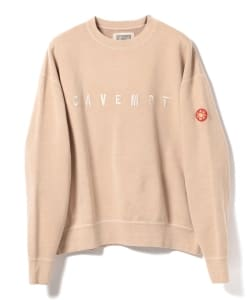 C.E / CAV EMPT Over Dye Crew Neck