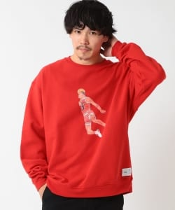 【タイムセール対象 WEB限定】CULT CLUB / Yung Lenox Crew Neck Sweat