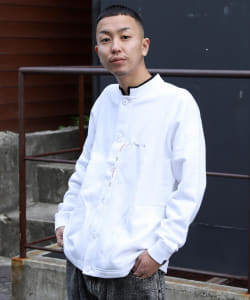 PATTA × LOOPWHEELER × BEAMS / 別注 Sweat Shirts
