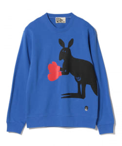 【タイムセール対象 WEB限定】BLACK HUMOURS by Jody Barton / Kangaroo Sweat Crew