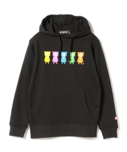 【タイムセール対象 WEB限定】The Wonderful! design works. / Multi Bear Hoodie