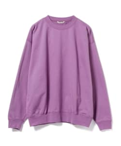 AURALEE / Super High Gauge Sweat