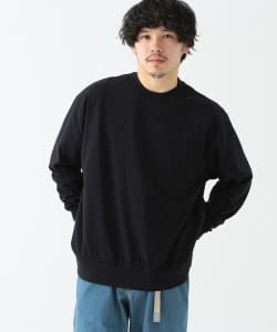 HEAVYWEIGHT COLLECTIONS / Solid Long Sleeve Tee