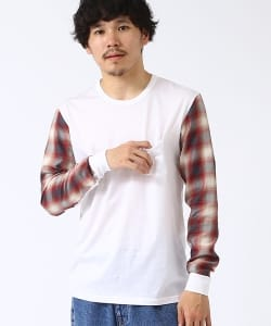 ALOYE / Shirt Fabrics Long Sleeve Tee