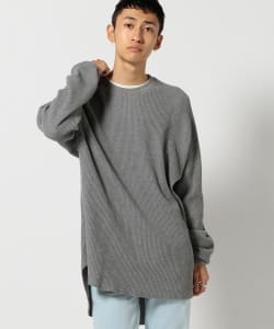 VAPORIZE / Thermal Long T-shirt 17AW