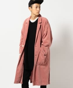 VAPORIZE / Corduroy Long Jacket