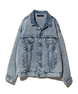 【予約】VAPORIZE / Big Denim G-Jacket 18SS