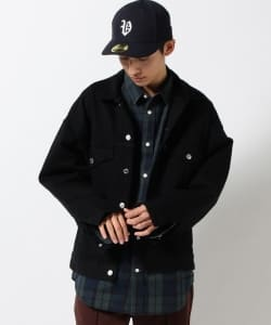 VAPORIZE / Big Denim G-Jacket 18SS