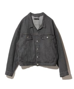 【予約】VAPORIZE / New Big Denim Jacket