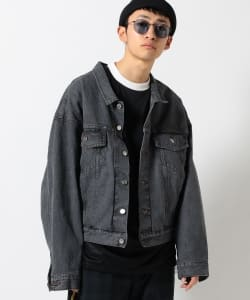 VAPORIZE / New Big Denim Jacket