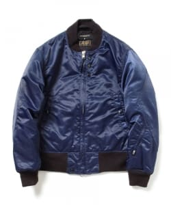 【1/11~再値下げ】ENGINEERED GARMENTS×BEAMS PLUS / FL-1 JACKET MA-1