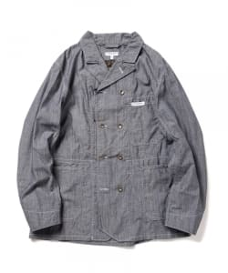 ENGINEERED GARMENTS×BEAMS PLUS / 別注 RAIL ROADER JACKET
