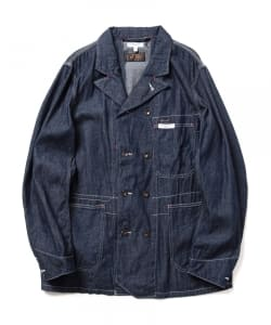 ●ENGINEERED GARMENTS×BEAMS PLUS / 別注 RAIL ROADER JACKET