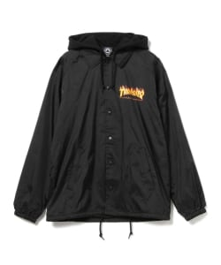 THRASHER / FLAME COACH JACKET