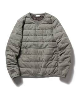 nanamica / Down Pull Over