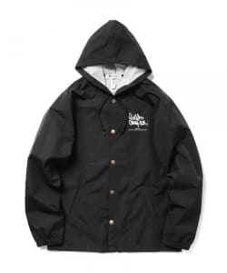 D.P.H.C : DIfferent Perception by Hidden Champion / Hooded We Shall Jacket