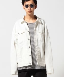 VAPORIZE / Loose Denim Jacket