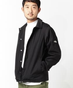 【予約】THE NORTH FACE PURPLE LABEL×BEAMS / 別注 コーチジャケッ●