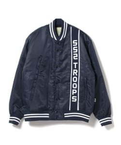 SSZ / 552TROOPS Stadium Jumper▲