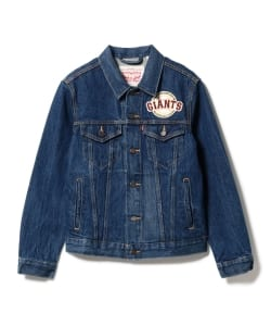 【1/11~再値下げ】LEVI'S / MLB Type Ⅲ Denim Trucker Jacket
