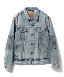 LEVI'S / Aletred Piece Trucker Good