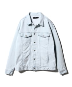 【予約】VAPORIZE / Big Denim Jacket