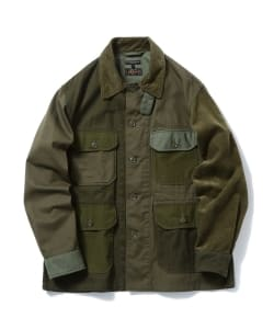 ENGINEERED GARMENTS×BEAMS PLUS / 別注 CAMP JACKET