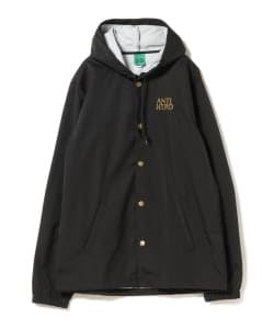 ANTIHERO / Black Hero Emblem  Coach Jacket
