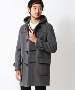 GLOVERALL×BEAMS / 別注 ダッフルコート
