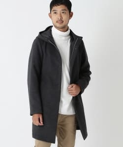 【予約】BEAMS / Fleece Zip Coach
