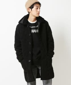Traditional Weatherwear × BEAMS / 別注 Waverly Hood Long