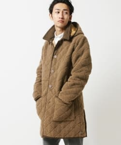 【予約】Traditional Weatherwear × BEAMS / 別注 WAVERLY HOOD LONG