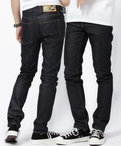 CHEAP MONDAY / TIGHT BLUE DRY DENIM