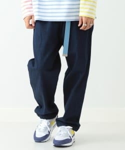 【予約】Lee × BEAMS / 別注 Baggy Easy Denim Pants