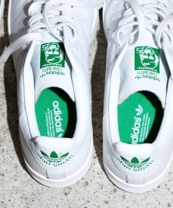 【Begin11月号掲載】adidas Originals for BEAMS / Stan Smith(Men's)