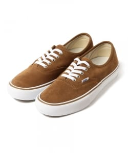 VANS / AUTHENTIC SUEDE